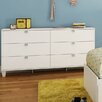 <strong>South Shore</strong> Karma 6 Drawer Dresser