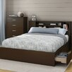 <strong>Fusion Queen Mate's Bed</strong> by South Shore
