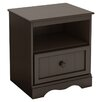 <strong>South Shore</strong> Savannah 1 Drawer Nightstand