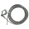"<strong>Baron Mfg Company</strong> 600"" x 0.25"" Galvanized Pre-Cut Cable"