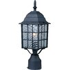 <strong>Wildon Home ®</strong> North Church 1 Light Outdoor Post Lantern