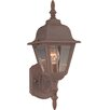 Wildon Home ® Archtop 1 - Light Outdoor Wall Mount