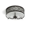 <strong>Wildon Home ®</strong> Timbora 2 - Light Flush Mount