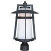 Maxim Lighting Calistoga EE 1-Light Outdoor Pole/Post Lantern
