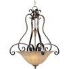 Wildon Home ® Chapelle 3 - Light Invert Bowl Pendant