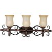 <strong>Maxim Lighting</strong> Sausalito 3 Light Vanity Light