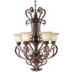 <strong>Octavio 5 - Light Single - Tier Chandelier</strong> by Wildon Home ®