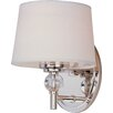 Wildon Home ® Clave 1 - Light Wall Sconce