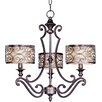 <strong>Wildon Home ®</strong> Timbora 3 - Light Single - Tier Chandelier