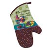 Kay Dee Designs Wine is the Answer Oven Mitt