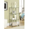 "Convenience Concepts 17.75"" x 38.75"" Classic Four Tier Tower"