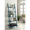 """<strong>French Country Ladder 72"""" Bookcase</strong> by Convenience Concepts"""