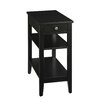 Convenience Concepts American Heritage End Table II