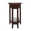 <strong>American Heritage End Table</strong> by Convenience Concepts