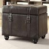 <strong>Convenience Concepts</strong> Designs 4 Comfort Office Storage Ottoman