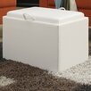 Convenience Concepts Designs 4 Comfort Accent Storage Ottoman