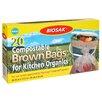 "W Ralston Co 16.75"" x 17.5"" Kitchen Bag (Set of 20)"
