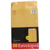 <strong>30 Count Kraft Envelopes (Set of 6)</strong> by Norcom Inc