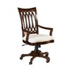 <strong>Cherry Grove The New Generation High-Back Bankers Chair</strong> by Hammary