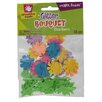 <strong>Glitter Sticker Bouquet (55 Count)</strong> by Fibre-craft Materials Corp