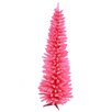 Jolly Workshop 5' Pink Pencil Artificial Christmas Tree