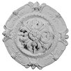 "<strong>Southampton 16.5"" H x 16 1/2"" W x 2.38"" D Ceiling Medallion</strong> by Ekena Millwork"