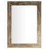 Erias Home Designs Stanton Timber Mirror