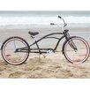 Beachbikes Men's Urban Deluxe Stretch Cruiser Bicycle