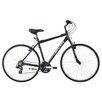 Beachbikes Men's Cross 200 21-Speed Hybrid Bike