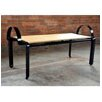 <strong>Elan Furniture</strong> Bridge Arm Dining Bench