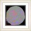 "Studio Works Modern 'Full Moon"" by Zhee Singer Framed Giclee Print Fine Art in Black"