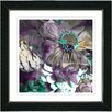 "Studio Works Modern ""Annapolis Floral Honey"" by Zhee Singer Framed Giclee Print Fine Art in Pink"