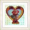 "Studio Works Modern ""Painter Boy"" by Zhee Singer Framed Giclee Print Fine Art"