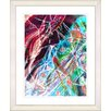 "<strong>""Right as Rain - Red"" by Zhee Singer Framed Fine Art Giclee Print</strong> by Studio Works Modern"