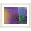 "<strong>Studio Works Modern</strong> ""Tango Dreams - Purple Haze"" by Zhee Singer Framed Fine Art Giclee Print"