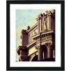 """Studio Works Modern """"Palace of Fine Arts"""" by Mia Singer Framed Fine Art Giclee Photographic Painting Print"""
