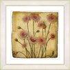 Studio Works Modern Vintage Botanical No. 39A by Zhee Singer Framed Giclee Print Fine Wall Art