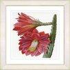 Studio Works Modern Vintage Botanical No. 25W by Zhee Singer Framed Giclee Print Fine Wall Art