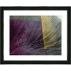 "Studio Works Modern ""Berry Tango"" by Zhee Singer Framed Fine Art Giclee Painting Print"