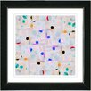 "<strong>""Snowflake Symmetry"" by Zhee Singer Framed Graphic Art</strong> by Studio Works Modern"