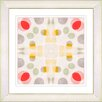"<strong>Studio Works Modern</strong> ""Origami Pattern"" by Zhee Singer Framed Graphic Art"