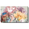 "Studio Works Modern ""Pastel Scented Bloom"" Gallery Wrapped by Zhee Singer Painting Print on Canvas"