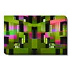 Studio Works Modern Atrium Labyrinth Gallery Wrapped by Zhee Singer Graphic Art on Canvas