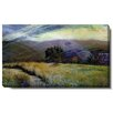 "Studio Works Modern ""Sonoma Meadow"" Gallery Wrapped by Zhee Singer Painting Print on Canvas"