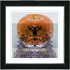 """Studio Works Modern """"From Heaven to Earth"""" by Zhee Singer Framed Graphic Art"""