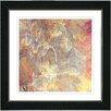 "Studio Works Modern ""Liana"" by Zhee Singer Framed Painting Print"