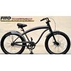 Fito Men's Modena Alloy GT 1-Speed Beach Cruiser Bike