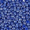 Wholesalers USA 5 lbs of  Glass Gems in Opal Blue