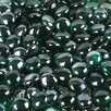 Wholesalers USA 5 lbs of  Glass Gems in Emerald Green