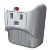 Stanley Electrical Single Outlet Surge Adapter